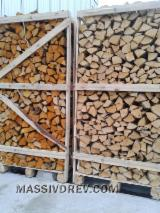 Firewood, Pellets and Residues - Dried firewood (Birch 33cm)