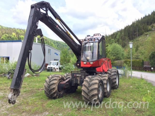 Used-Valmet---10500-H-911-3-2007-Harvester