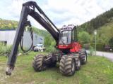 Gebruikt Valmet / 10500 H 911.3 2007 Harvester Duitsland