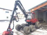 Used Valmet / 10832 H 901TX 2009 Harvester Germany