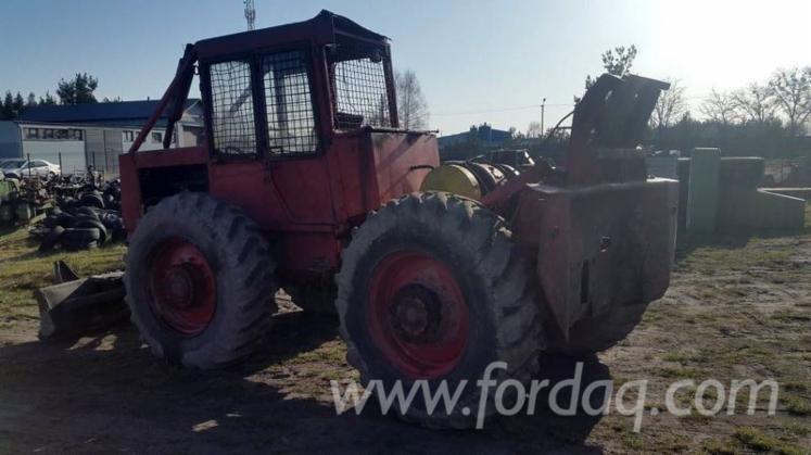 Trattore-Forestale-LKT-81-Usato-1984