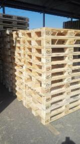 Pallets – Packaging For Sale - Any  ISPM 15 Euro Pallet - Epal from Belarus