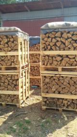 All Broad Leaved Species Firewood/Woodlogs Not Cleaved 8-15 cm