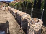 Romania Supplies - Beech Firewood/Woodlogs Cleaved -- mm