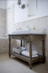 Bathroom furniture - Contemporary Oak Sinks Romania