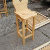 Vender Cadeiras De Bar Design De Móveis Madeira Maciça Européia Carvalho SIBIU Roménia