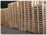 Lithuania Pallets And Packaging - Wooden pallets