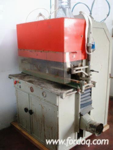 Used-BARTESAGHI-1990-Construction-Timber-Planer-For-Sale