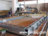 New SARMAX Board Gluing Machine For Sale Italy