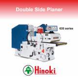 Taiwan Supplies - Hinoki Double Side Planer (Width 635mm)