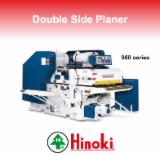 Taiwan Supplies - Hinoki Double Side Planer (Width 966mm)
