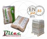 null - Wood pellets (6mm) - DIN Plus / EN Plus A1 certified pellets