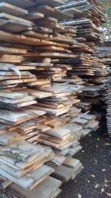 Laubholz  Blockware, Unbesäumtes Holz Zu Verkaufen Deutschland - Eichen Seitenware