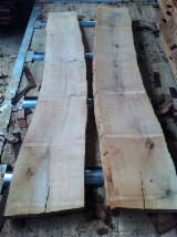 Unedged Timber - Boules Offers from Germany - Steamed beech lumber, BC, KD 10 +/-2%
