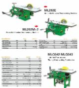 Bench Multifunction wood-working machine