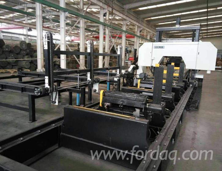 Automatic-Sawmill
