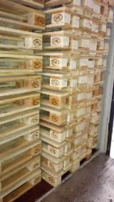 Wood Pallets - EPAL Pallets from Manufacturers