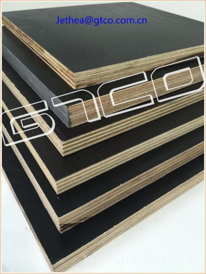 Black-film-concrete-shutter