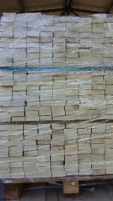Hardwood  Sawn Timber - Lumber - Planed Timber - KD Ash Elements For Sale, 25; 27; 30; 32 mm