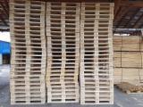 Pallets, Packaging And Packaging Timber - PALLET EPAL ISMP15 NEW