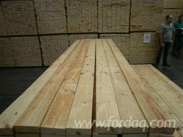 Packaging timber