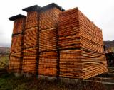 Softwood  Sawn Timber - Lumber - 25; 35; 50;  mm Fresh Sawn Larch  Planks (boards) from Romania