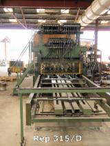 Used FERE FERECO – 1500 GD – 26 – Prog 1997 Pallet Production Line For Sale France
