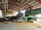 Used REMONNAY  DR5 4 Lames Mobiles  1993 Double Blade Edging Circular Saw For Sale France