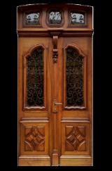 France Finished Products - Front Doors Monfort III glazed