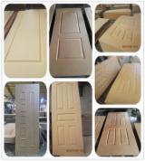 Großhandel Holz Hartfaserplatten HDF - Pine , Türblätter