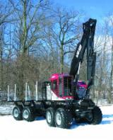 null - New TimberPro TF 810 Forwarder Germany
