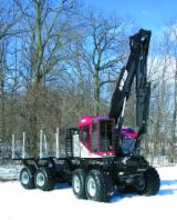 null - Vand Forwarder TimberPro TF 810 Nou Germania