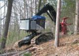 null - Vand Harvester Senilat Caterpillar TimberPro TL 735 Nou Germania