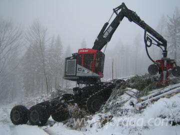 New-TimberPro--TB-830-Harvester