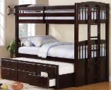 Finden Sie Holzlieferanten auf Fordaq - Doan Partners Co., Ltd - Betten , Traditionell, 100 - 1000 stücke pro Monat