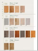 Solid Wood Flooring - SOLID HARD-WOOD PARQUET FLORING