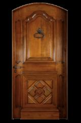 Buy Doors from France - Walnut  Doors from France