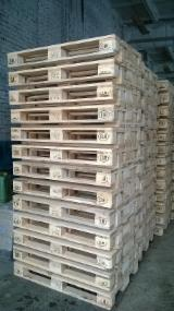 null - Our company produces high-quality EU pallets