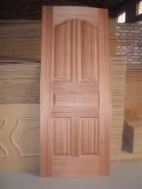 China Mouldings, Profiled Timber - Interior wood veneer MDF/HDF door skin