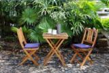 Meubles De Jardin À Vendre - Vend Chaises De Jardin Contemporain Feuillus Européens Eucalyptus