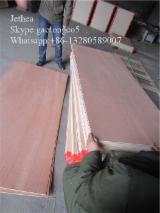 Interior wooden plywood door skin/okoume plywood door