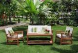 Meubles de jardin - Ensemble De Jardin, Contemporain, 125 pièces Ponctuellement