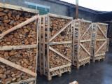 Laubrundholz  Zu Verkaufen - Brennholz, Birke