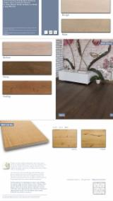 Solid Wood Flooring - Oak parquet