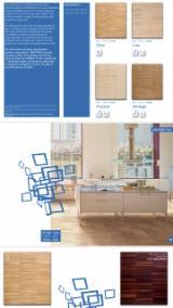 Engineered Wood Flooring - Multilayered Wood Flooring - Mozaic oak parquet
