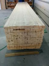 Trgovina Na Veliko Drvenih Nosači - Drvenih Zidni Paneli I Profili - Jela -Bjelo Drvo
