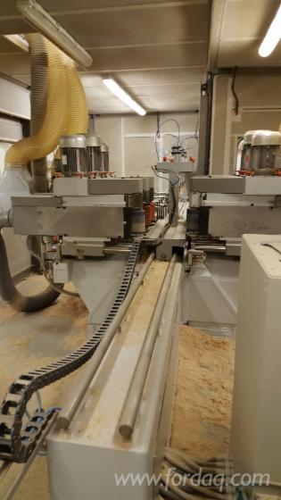 Second-hand-linear-milling-sanding-machine-brand-BACCI-mod--FC6