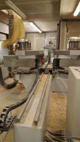 Houtbewerkings Machines - Gebruikt BACCI FC6 2500 2000 Planer / Sander Combinations En Venta Italië