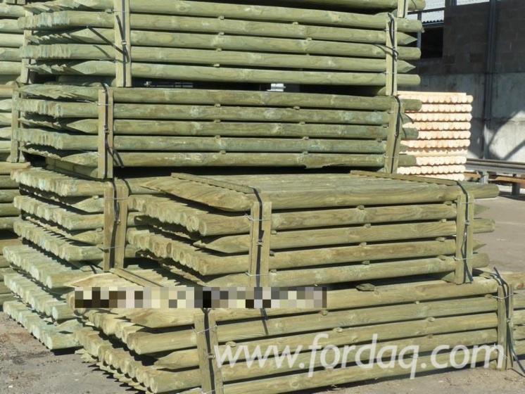 Pine-poles-1000-m3-per