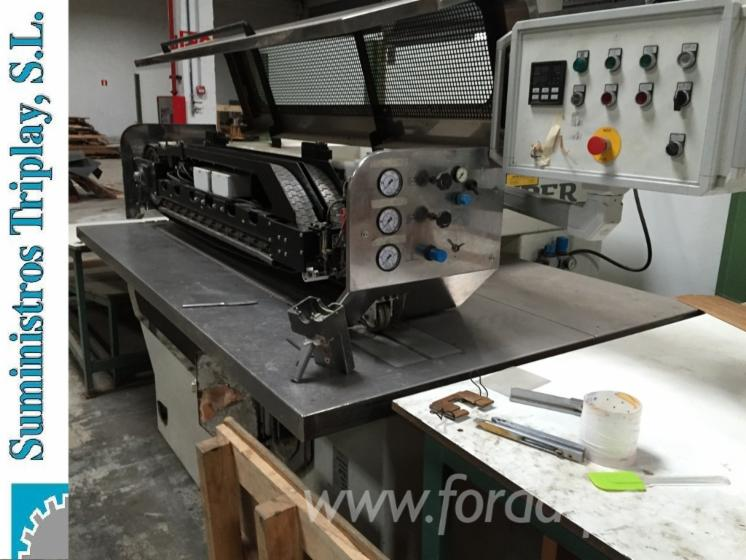 KUPER-FLI-VENEER-LONGITUDINAL-SPLICING-MACHINE
